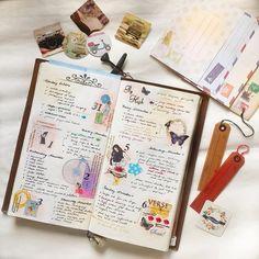 traveller's notebook More