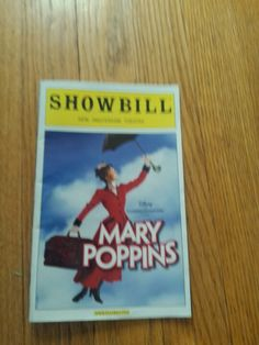 Love this Broadway show