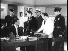 Hollywood Stadium Mystery (1938) FIGHT FILM