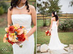 Vera Wang wedding dress - Kelli   Josh: Joined   an Arkansas Barn Wedding  #Memphis #Wedding #Photography by Amy Hutchinson Photography