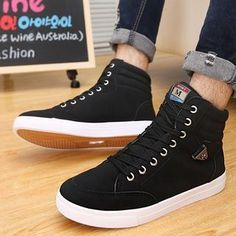 High-Top Sneakers from #YesStyle <3 MARTUCCI YesStyle.com