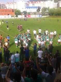 O Cascais chega à final da Taça de Portugal, ao vencer a Lousã, por 25-8. Muitos parabéns a Todos.  No dia 23 de Maio, Todos ao Jamor.   SEMPRE A CRESCER, VIVA AO CASCAIS!!!