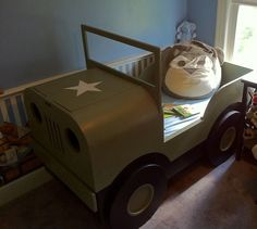 #Jeep bed
