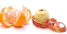 25 usi alternativi per le bucce di frutta e verdura