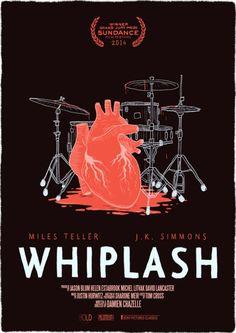 Image result for whiplash movie poster