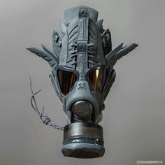 PSNY Jordan 12 gas mask