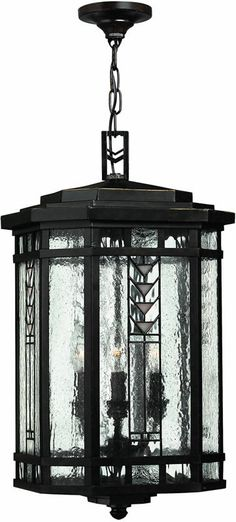 "0-016772>12""""w Tahoe 4-Light Outdoor Pendant Regency Bronze"