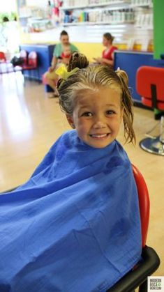 """Let Cartoon Cuts Coral Springs Create Your Child's Back-to-School """"Do"""""""