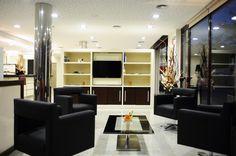 Hotel Desitges - lounge