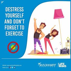 Exercise is a stress buster in any form. It will keep u physically and mentally balanced and positive. It is also an immunity enhancer, so set aside time for a simple workout and energise yourself at home. Stress Busters, Physically And Mentally, Destress, Easy Workouts, Don't Forget, Health Tips, Positivity, Exercise, Simple