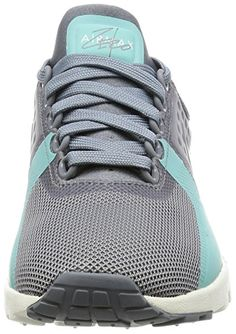 size 40 ef6ca d7712 Nike Women s Air Max Zero Running Trainers Sneakers Grey 857661-102 -  ShoesColor