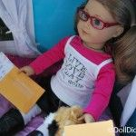 Doll Play Day 81 Kicking Off Back to School Week