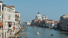 The Grand Canal in Venice Italy by Angelo Ferraris, via 500px