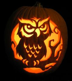 Pumpkin Carving Patterns and Stencils - Zombie Pumpkins! - Galleries pumpkins owl Pumpkin Carving Patterns and Stencils - Zombie Pumpkins! Scary Pumpkin Carving Patterns, Awesome Pumpkin Carvings, Disney Pumpkin Carving, Halloween Pumpkin Carving Stencils, Halloween Pumpkin Designs, Pumpkin Carving Templates, Pumkin Carving, Halloween Quotes, Scary Halloween
