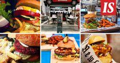 Kokosimme hampurilaispaikkoja, jotka ovat saaneet positiivista palautetta ja hyvät arvostelut kävijöiltään. Graceland, Cheesesteak, Hamburger, Ethnic Recipes, Food, Essen, Burgers, Meals, Yemek