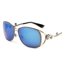 Find More Sunglasses Information about Manufacturer 2210 metal sunglasses big BRAND fashion color film trendsetter sun glasses ladies women retro high grade,High Quality Sunglasses from NBG AIH on Aliexpress.com
