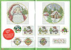 Gallery.ru / Фото #60 - Cross Stitch Crazy 169 ноябрь 2012 + приложение Christmas Co - tymannost
