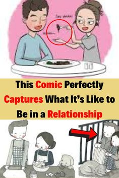 Life is just better when you're able to share it with someone you love. A lot of the depictions of relationships we see in movies and on TV aren't exactly super realistic. Funny Relationship, Relationships Love, Catana Comics, Trending Photos, Viral Trend, Butterfly Wallpaper, How To Make Comics, Weird World, Just Amazing