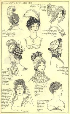 Village Hat Shop Gallery :: Chapter 13 - French Consulate and Empire 1800-1815 :: 209_G