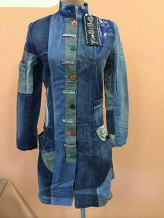 Desigual mantel jeans