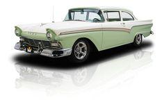 1957 Ford Custom 300 Green