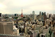 #Tokyo #Summer #2015 #ParkHotel