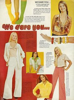 From 'Teen, January 1971