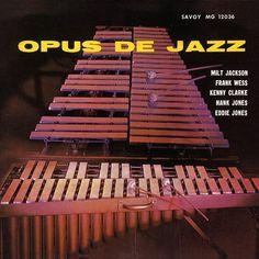Milt Jackson/Opus de Jazz