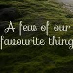 These are a few of our favourite things