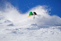 Powder & Upgrades Boost Central Idaho Resorts