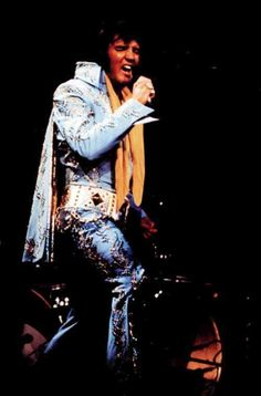 Elvis Presley  - Afternoon Show @ New York's Madison Square Garden  - June 10, 1972