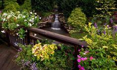 I love Gibbs Gardens! http://gibbsgardens.com/
