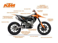 KTM 2 stroke... of the future?