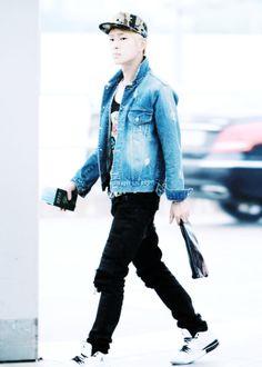 Onew ♥ Airport Fashion ♥ #SHINee