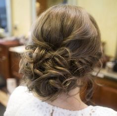Wedding Hairstyle : Wedding Hairstyles: Hair and Make-up by Steph