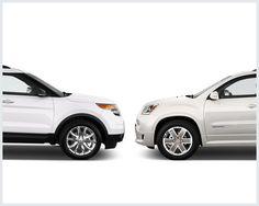 Ford Explorer Vs. GMC Acadia: Compare Cars