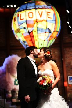 Weddings at the American Visionary Art Museum (AVAM) | Stephen Bobb Photography