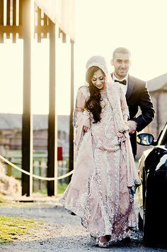 Attractive Bridal Dress #Fashion #Pakistan