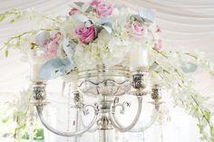 A Lavish Rose Colored Wedding - Belle The Magazine