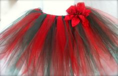 Christmas tutu...infant up to adult! Made by Tutu Cute N Sweet...starting at only $20.00