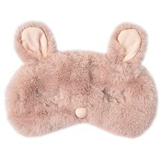Ayygiftideas New Fashion Plush Rabbit Eye Mask Cute Sleeping Blindfold Eye Cover * Visit the image link more details. (This is an affiliate link) Cute Sleep Mask, Best Sleep Mask, Gifts For Teens, Gifts For Mom, Stocking Stuffers For Her, Mermaid Pillow, Pink Rabbit, Adidas Shoes Women, Passementerie