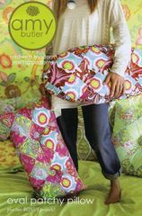 amy butler oval patchy pillow patern