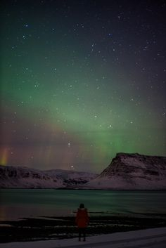 Gal Meets Glam Iceland Itinerary 3 - Northern Lights