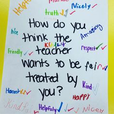 Building a Social Contract Classroom Contract, Social Contract, Classroom Signs, Classroom Teacher, Future Classroom, Class Contract, Social Emotional Learning, Social Skills, Capturing Kids Hearts