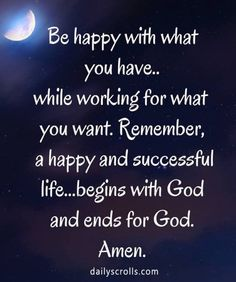 Inspirational Religious Quotes About Life And Happiness Religious Quotes About Life, Quotes About God, Spiritual Quotes, Positive Quotes, Motivational Quotes, Inspirational Quotes, Positive Thoughts, Best Bible Quotes, Life Quotes Love