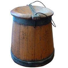 Lunch Bucket with Pinwheel