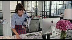 BB Dakota Lyla Tartan Plaid Pencil Skirt inspired by Becky Scott in The Intern   TheTake