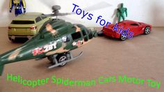 Helicopter | Lexis Car | Spider man | Motor toy | Superman Toy | Toy Car...