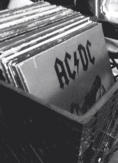 AC/DC is love. AC/DC is life.