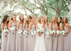 Like these bridesmaid dresses! | Taylor Lord, Austin Film Photographer
